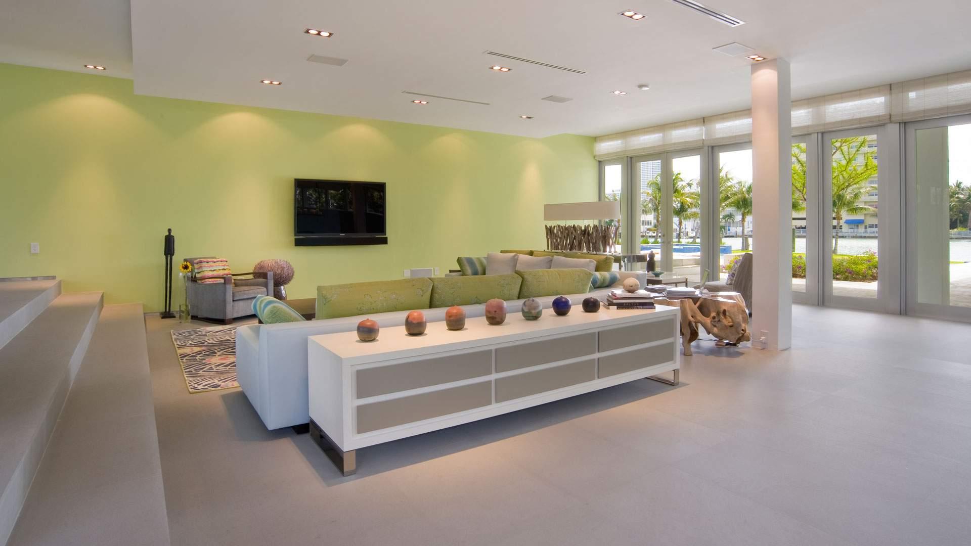 Miami Beach Glass House   Personalized Interior Design For Discerning  Clientele